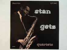 Load image into Gallery viewer, Stan Getz - Stan Getz Quartets (LP-Vinyl Record/Used)