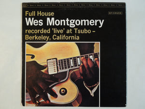 Wes Montgomery - Full House (LP-Vinyl Record/Used)