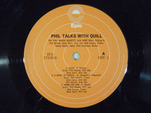 Load image into Gallery viewer, The Phil Woods Quartet With Gene Quill - Phil Talks With Quill (LP/Used)