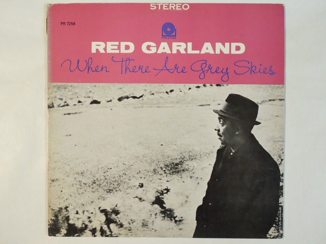 Red Garland - When There Are Grey Skies (LP/Used)