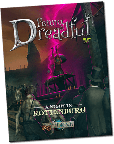 Through the Breach - A Night in Rottenburg