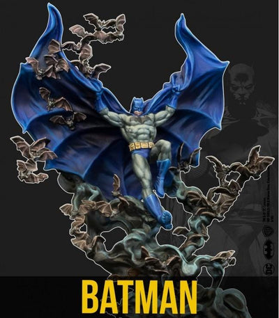 Batman 80th Anniversary Sculpt