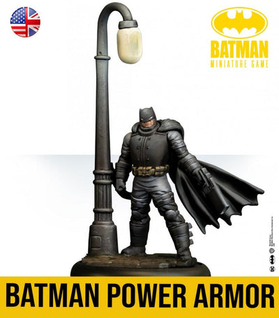 Batman In Power Armour