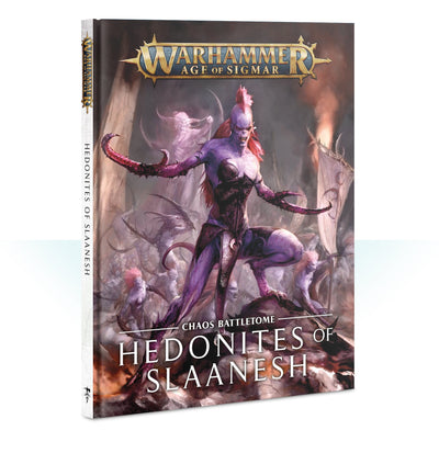 Battletome- Hedonites Of Slaanesh