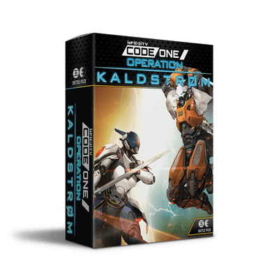 INFINITY CODE ONE - OPERATION KALDSTROM BATTLE PACK