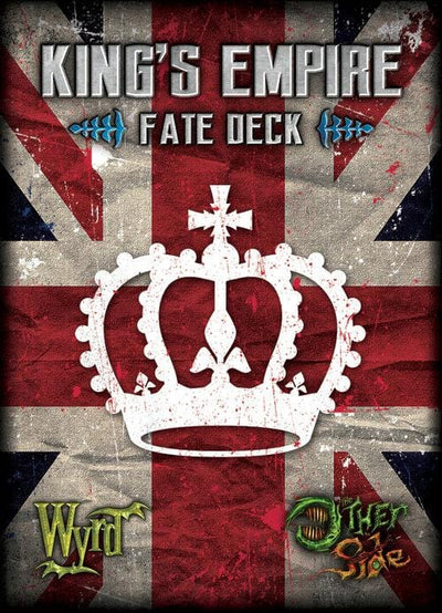 Kings Empire Fate Deck