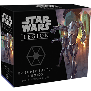 Legion B2 Super Battle Droids Unit Expansion