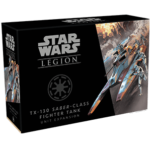 Legion TX-130 Saber-Class Fighter Tank Unit Expansion