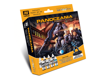 Model Color Set Infinity Panoceania