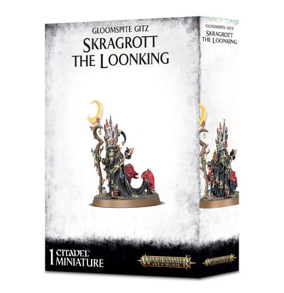 Skragrott The Loonking
