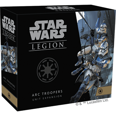 Star Wars Legion ARC Troopers Unit Expansion