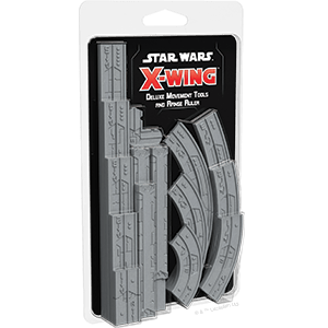 Star Wars X-Wing Deluxe Templates