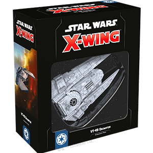 Star Wars X-Wing VT-49 Decimator Expansion Pack