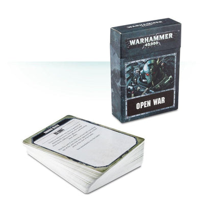 Warhammer 40000 Open War Cards