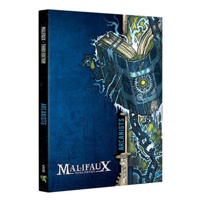 arcanist-faction-book-m3e-malifaux-3rd-edition