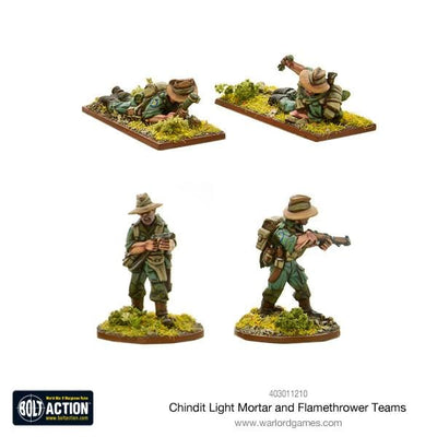 chindit-flamethrower-light-mortar-teams