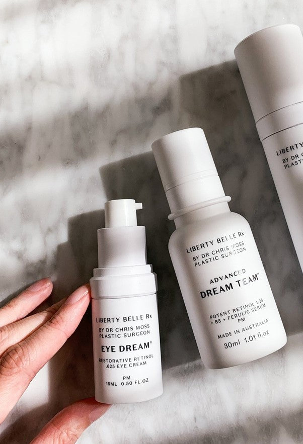 Our Retinol products
