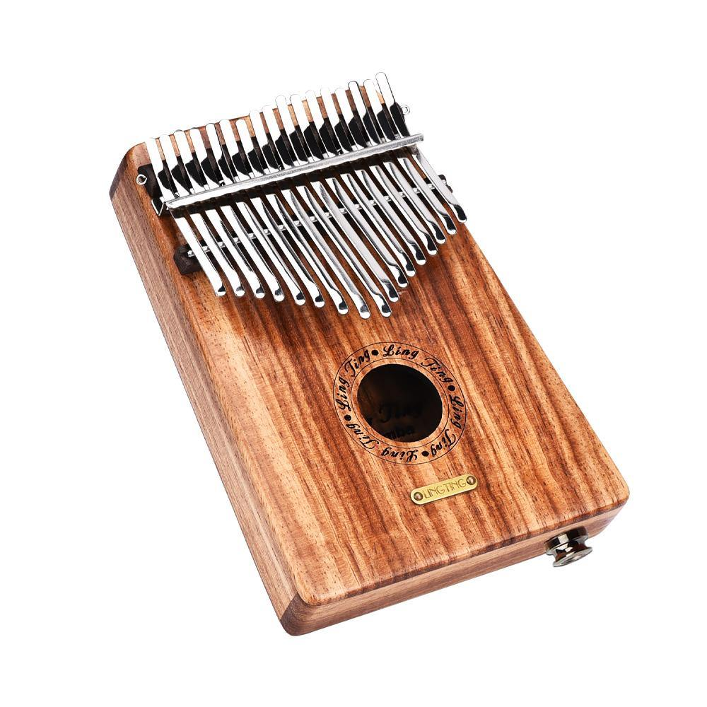 buy kalimba Australia 17 Keys Lingting kalimba thumb piano instrument best kalimba online - little kalimba shop