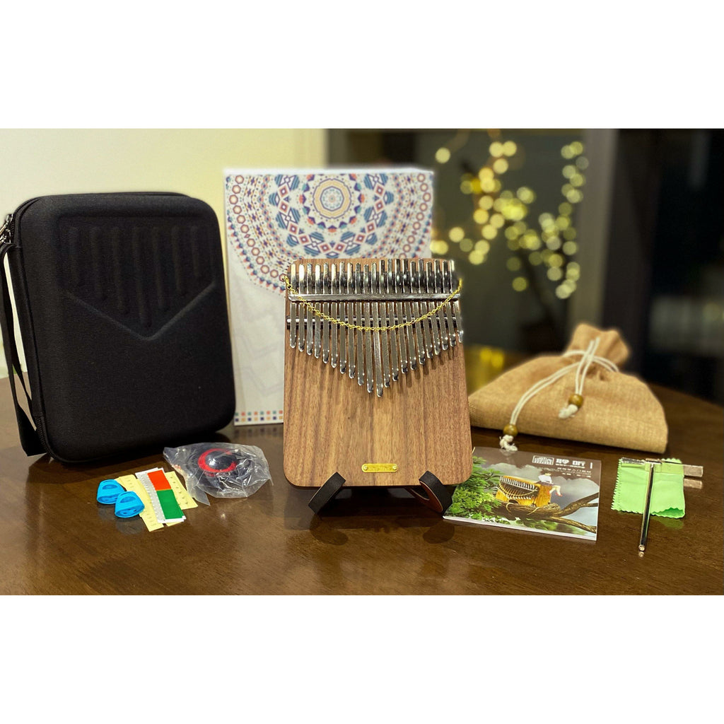 buy kalimba Australia 21 Keys kalimba thumb piano instrument best kalimba online - little kalimba shop