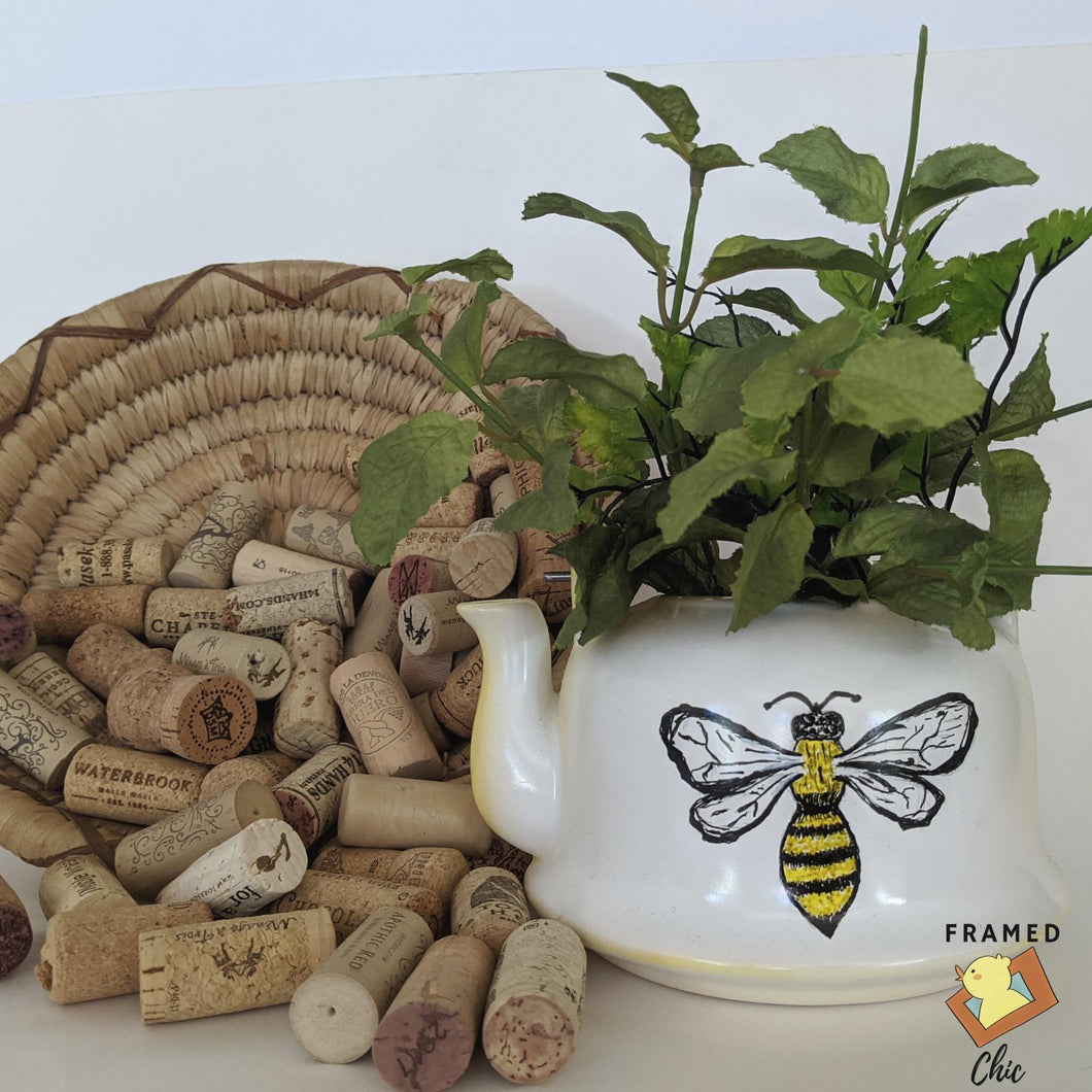 Bee Pot Planter