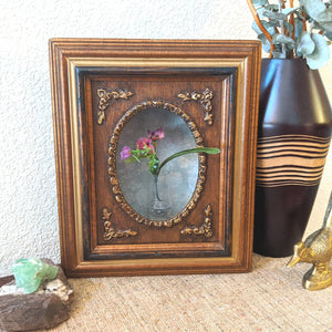 Baroque Frame Shadow Box
