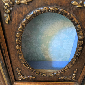 Baroque Frame Shadow Box Shelf
