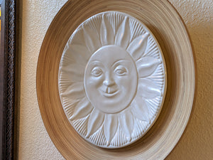 Sun Disc Wall Art