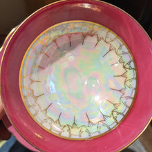 Load image into Gallery viewer, Vintage Pink Teacup Trinket Tray