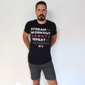 Stream Workout - Unisex Tee