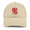 Bacon - Distressed Dad Hat