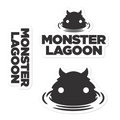 The Lagoon - Sticker Pack