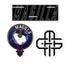 Magilla - Sticker Pack