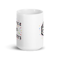 Coffee and Confetti - Coffee Mug
