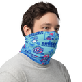 Burger Pattern - Neck Gaiter