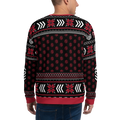 Holiday Comms - All Over Sweater