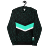 Wave Fade - All Over Pullover Hoodie