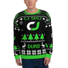 Holiday Durd - All Over Sweatshirt