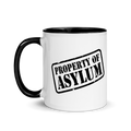 Asylum Property - Coffee Mug