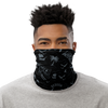 Beard Map Pattern - Neck Gaiter