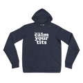 Calm your tits - Pullover Hoodie
