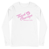 Teach Script - Long Sleeve Tee