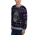 Obey the Holiday - All Over Sweatshirt