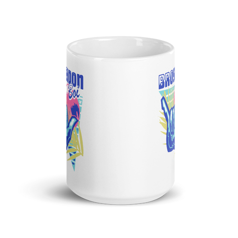 Palm Shaka - Coffee Mug