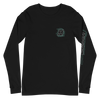 Techno Lines - Long Sleeve Tee