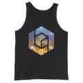 Palm Hex - Unisex Tank Top
