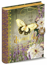 Load image into Gallery viewer, Jeweled Journal: Foils: Butterfly