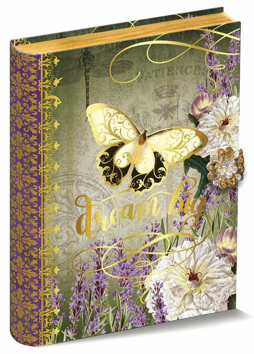 Jeweled Journal: Foils: Butterfly