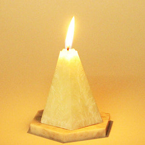 Aromatherapy Candle Iceberg Tabletop Decoration 3D Candle
