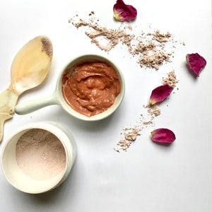 Detox + Brighten French Pink Clay Mask