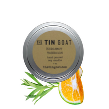 Load image into Gallery viewer, Bergamot & Tarragon Soy Candle